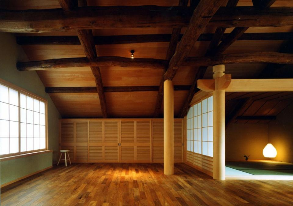 岡谷の民家再生の写真7