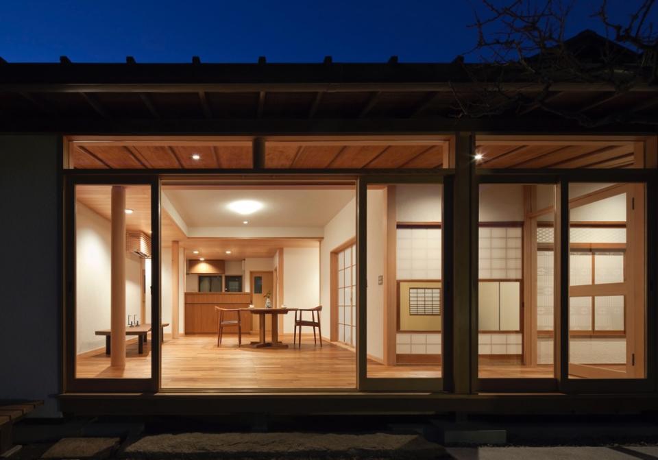 都心の数寄屋住宅改修の写真3