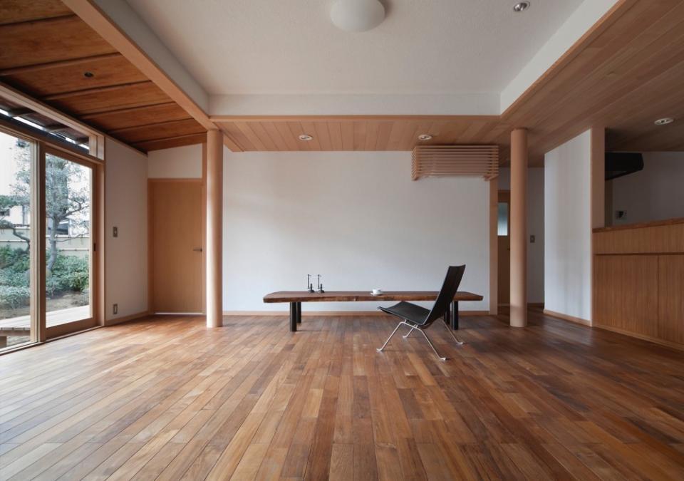 都心の数寄屋住宅改修の写真6
