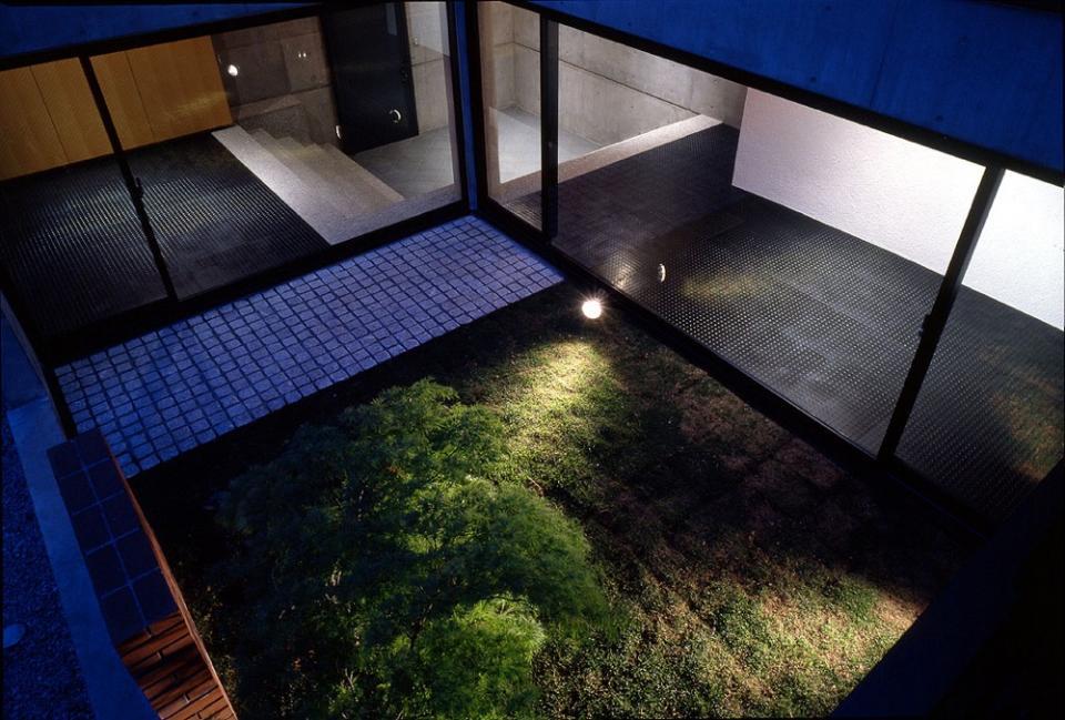 目黒の都市型住宅の写真4