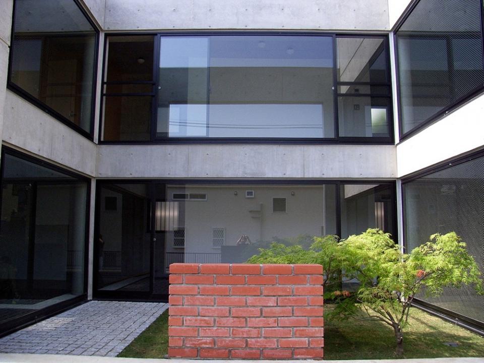 目黒の都市型住宅の写真5
