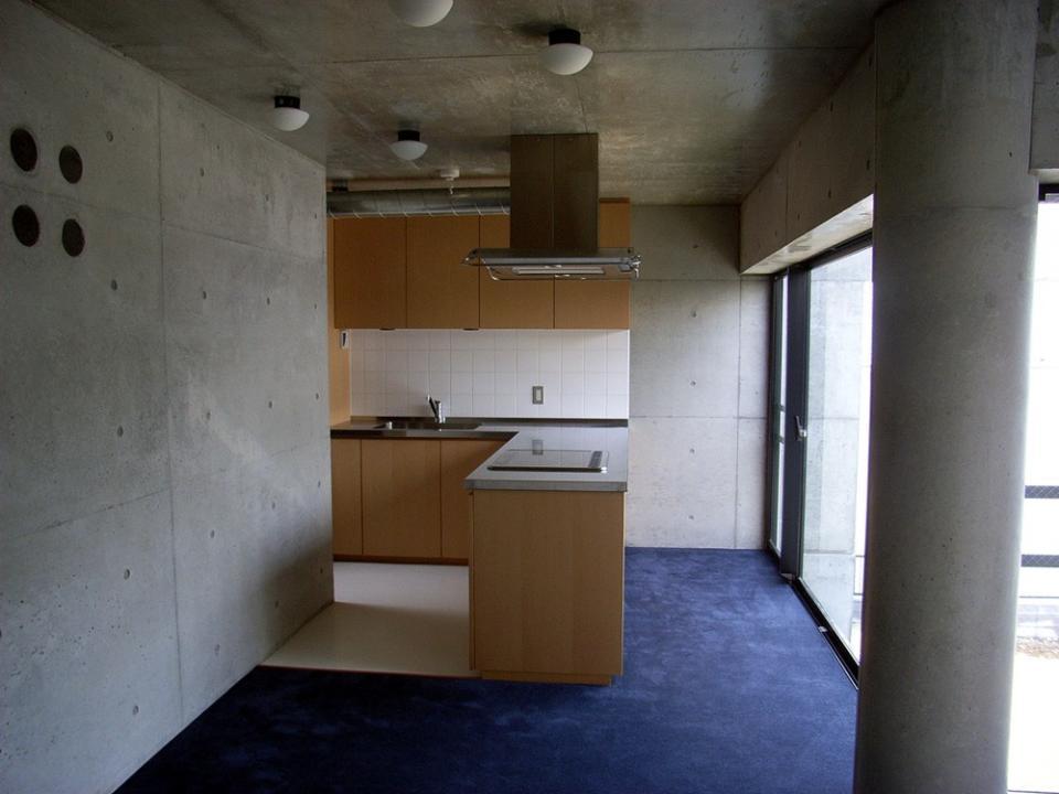 目黒の都市型住宅の写真8
