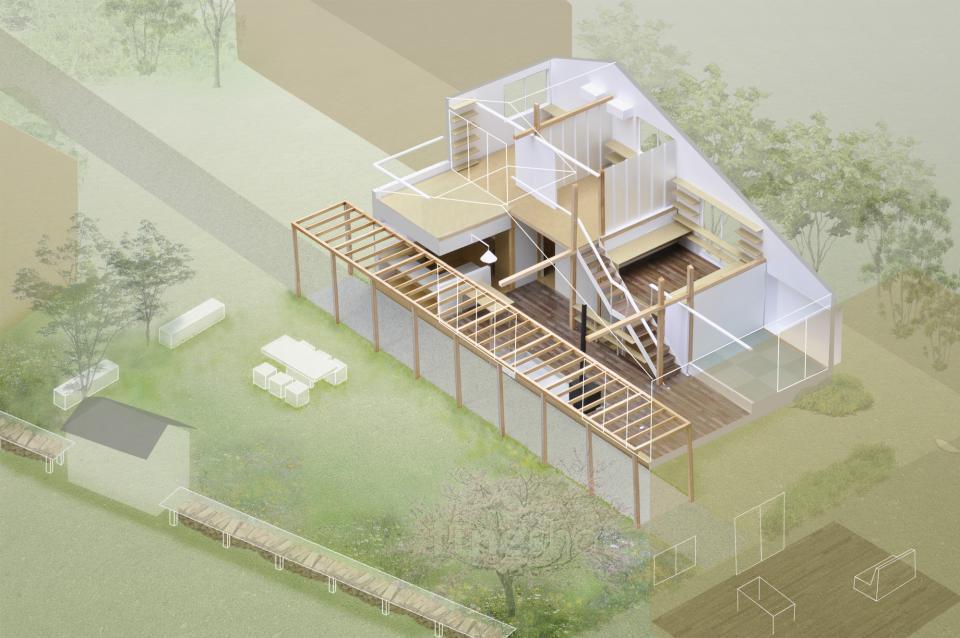 鴻巣の家の写真1