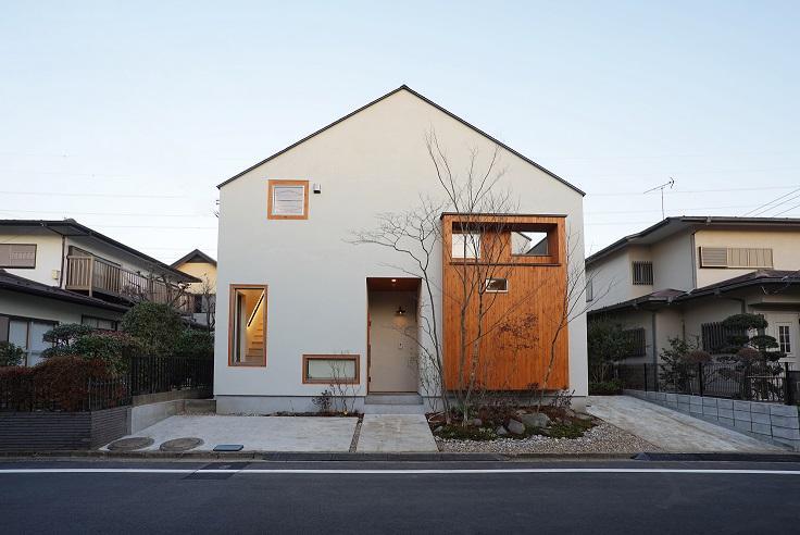 緑豊かで心地良い二世帯住宅の写真0