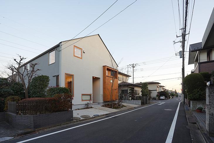 緑豊かで心地良い二世帯住宅の写真4
