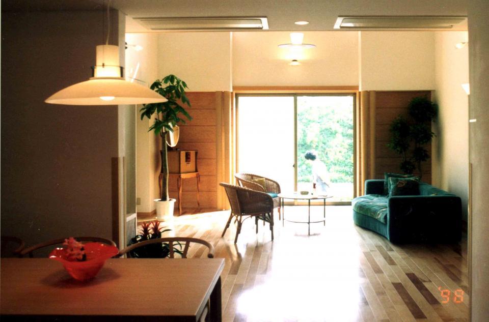 「自然×住宅」の写真1