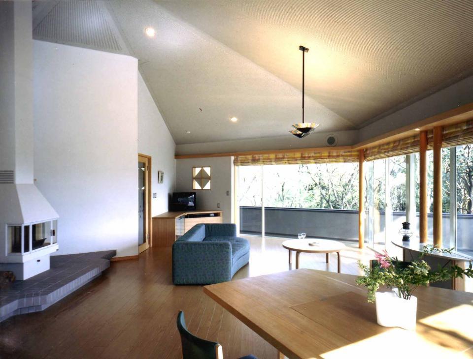 「森×六角形」セカンドハウスの写真1