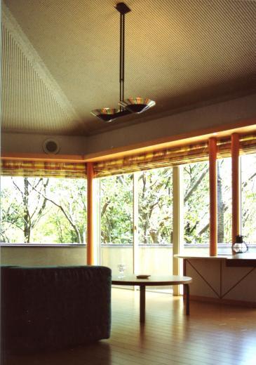 「森×六角形」セカンドハウスの写真2