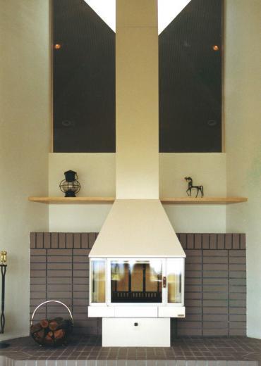 「森×六角形」セカンドハウスの写真3