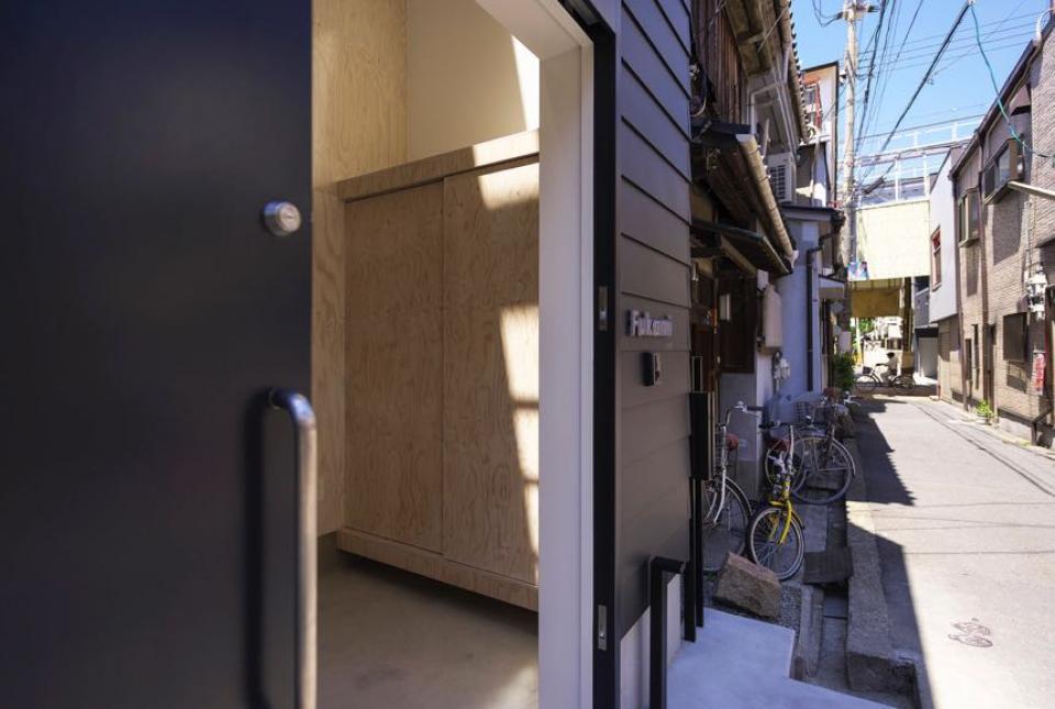 旭区の家の写真1
