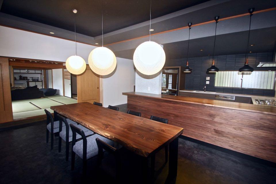 生駒山荘の別荘リノベーションの写真0