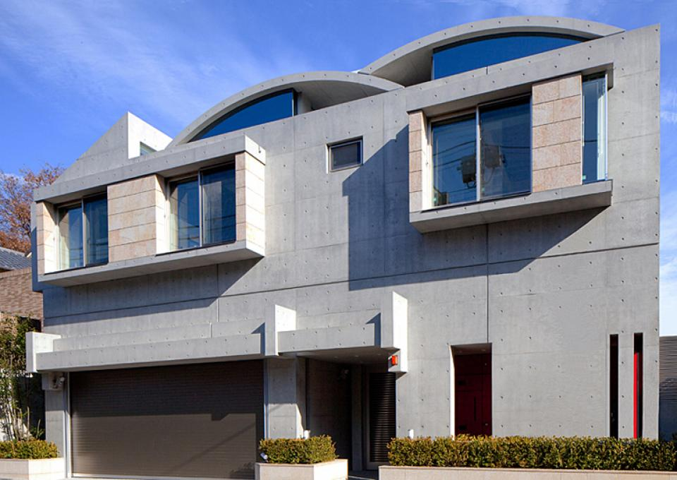 空中テラスの家の写真1