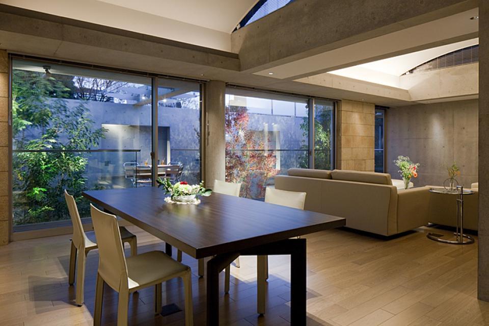 空中テラスの家の写真2