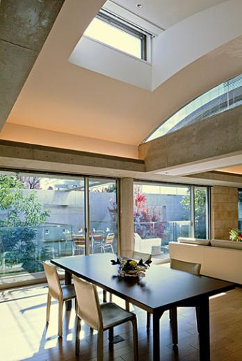 空中テラスの家の写真4
