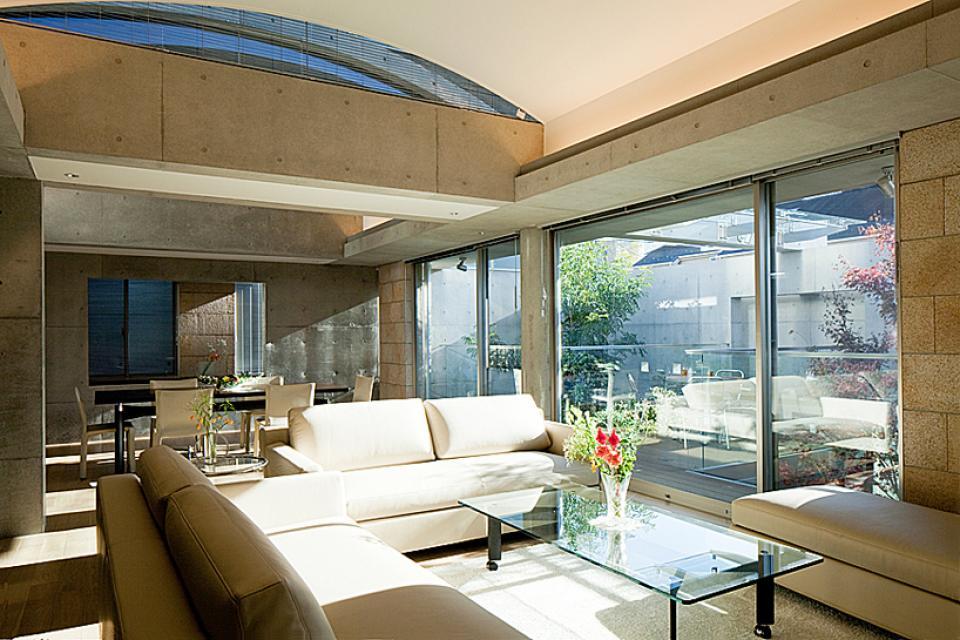 空中テラスの家の写真5
