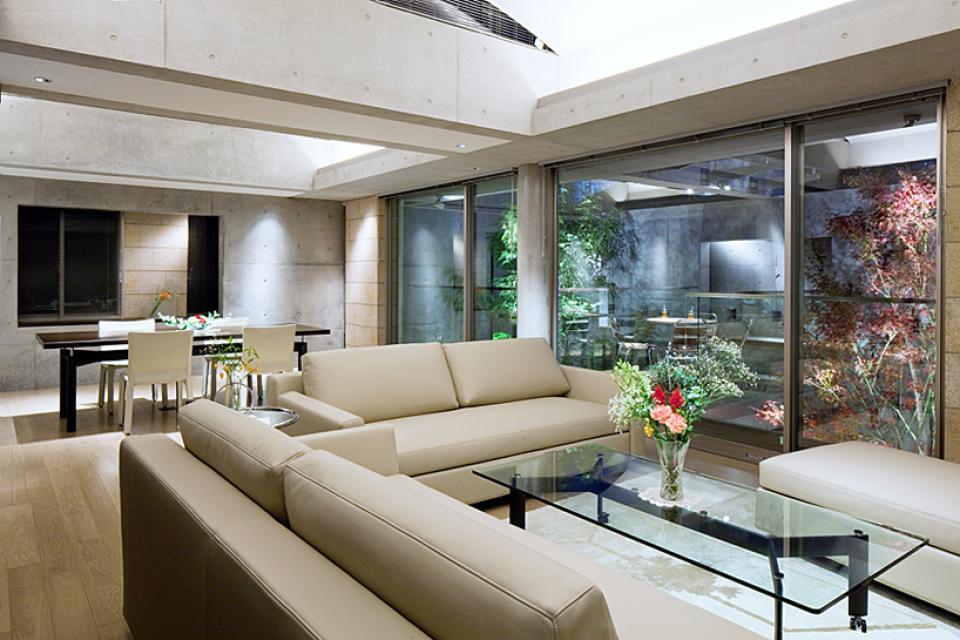 空中テラスの家の写真6