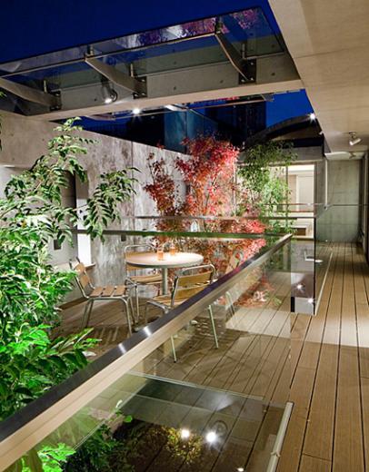 空中テラスの家の写真7