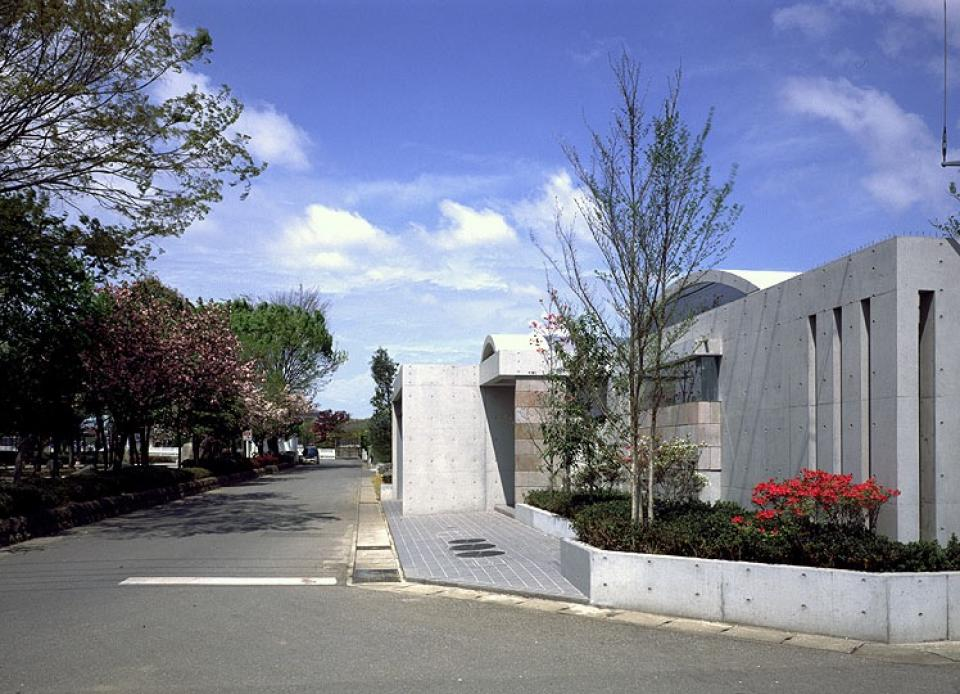 回廊コートの家の写真1