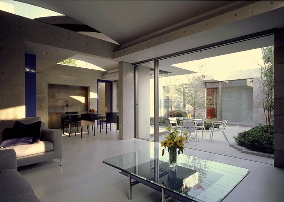 回廊コートの家の写真2