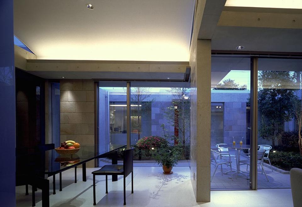 回廊コートの家の写真3