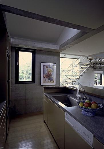 断床の家の写真10