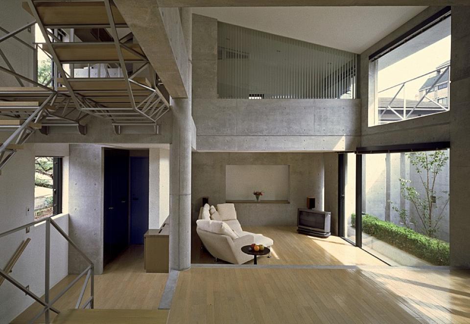 断床の家の写真1