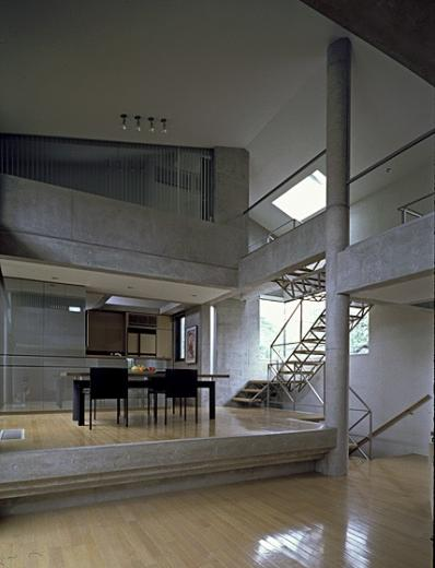 断床の家の写真2