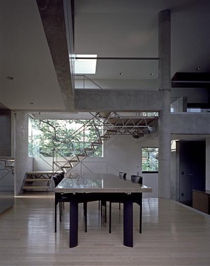 断床の家の写真4