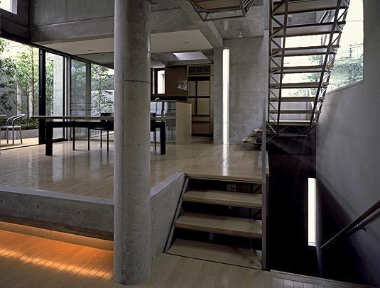 断床の家の写真6