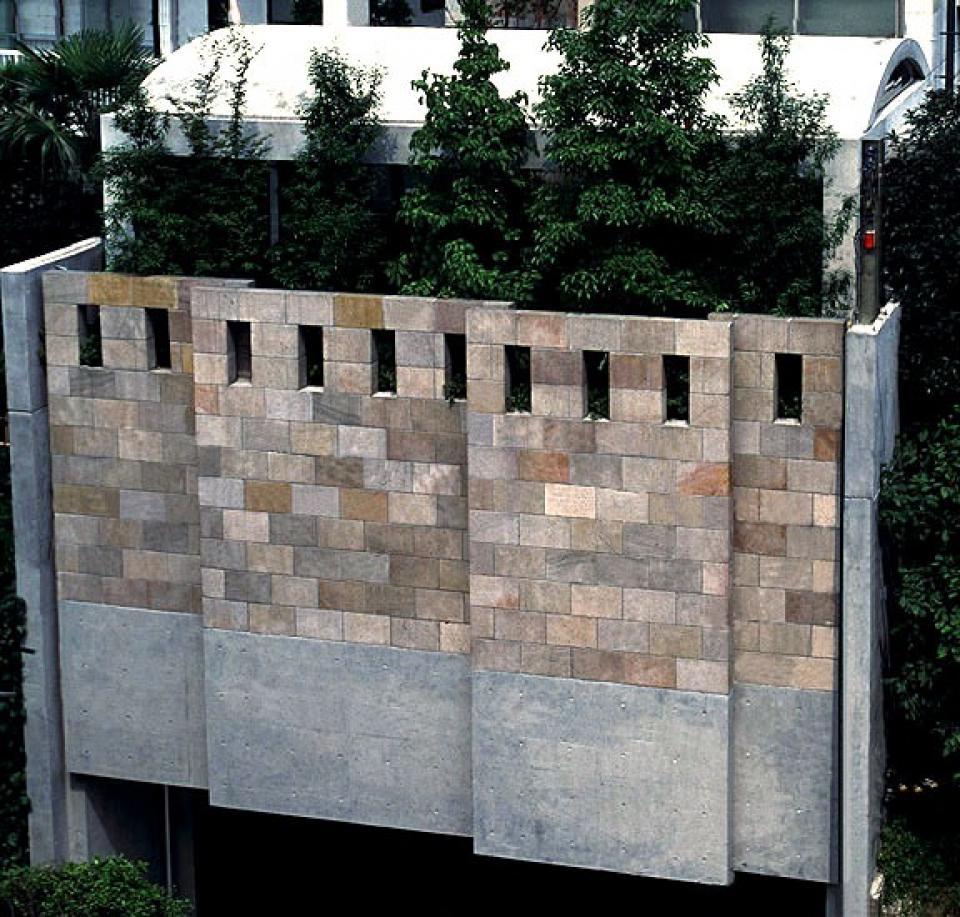非線形の家の写真0