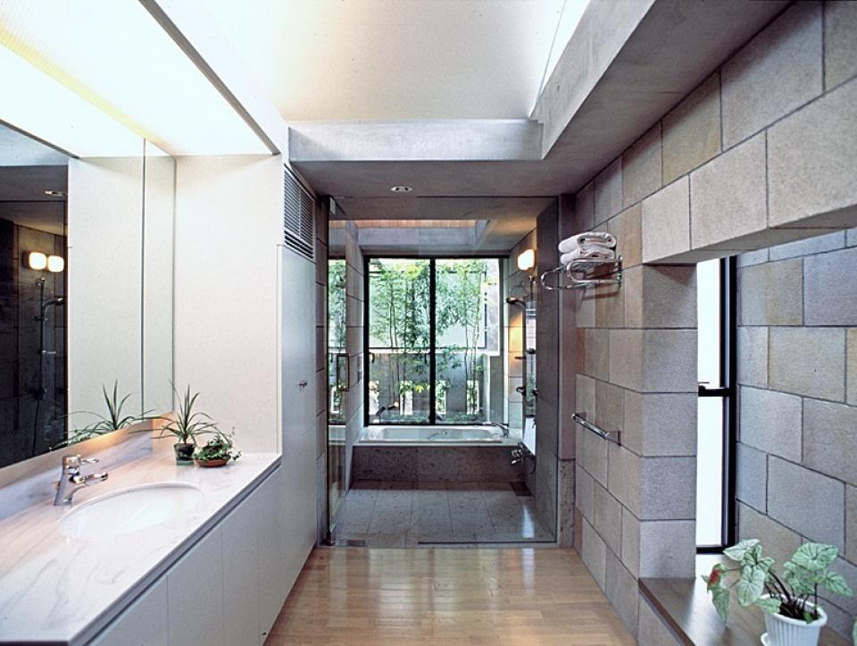 非線形の家の写真5