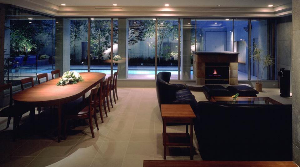 プールコートの家の写真9