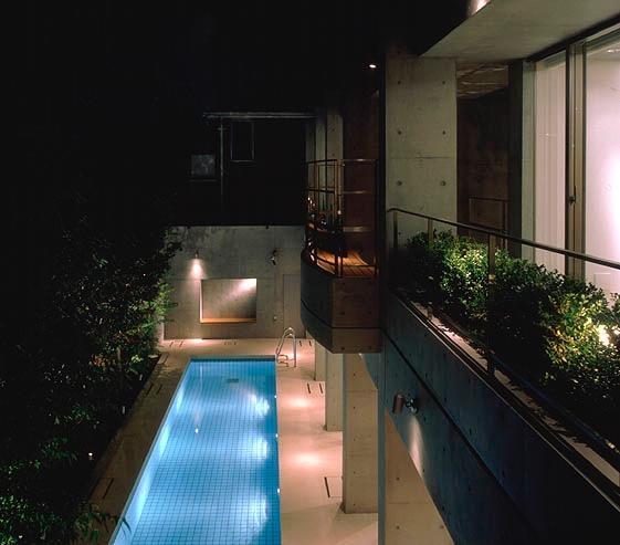 プールコートの家の写真1