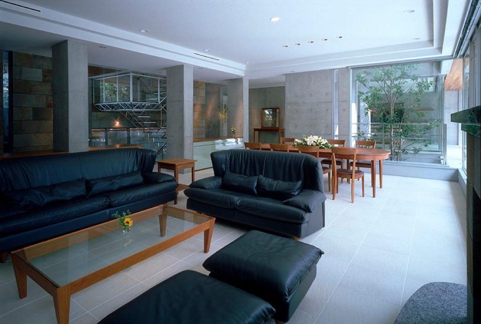 プールコートの家の写真5
