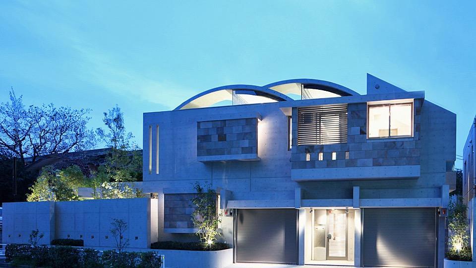 時空を刻む家の写真2
