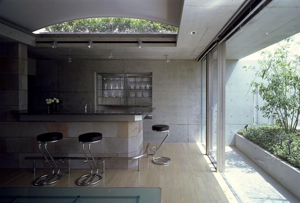 二段コートの家の写真2