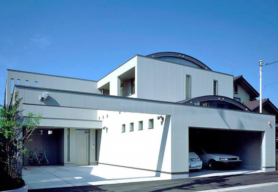 ガレージライフの家。の写真0