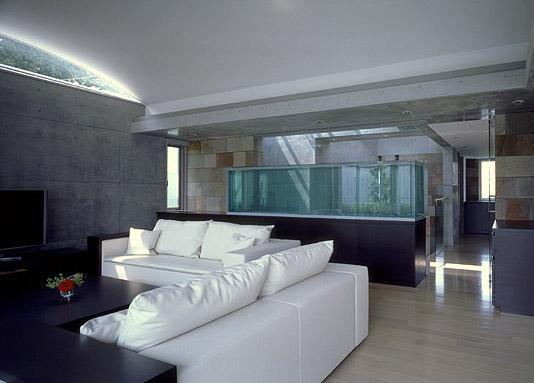 アクアリウムの家の写真16