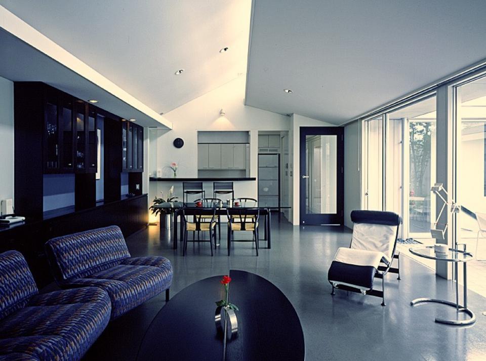 H型コートハウスの写真1