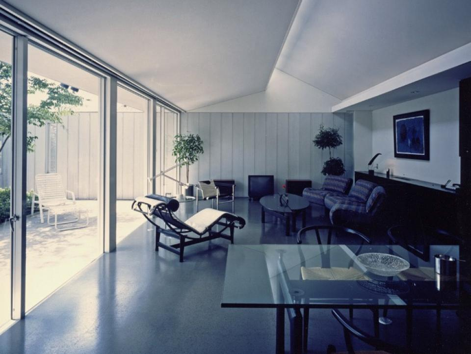 H型コートハウスの写真2