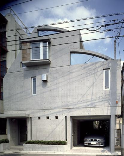 ハーフヴォールトの家の写真0