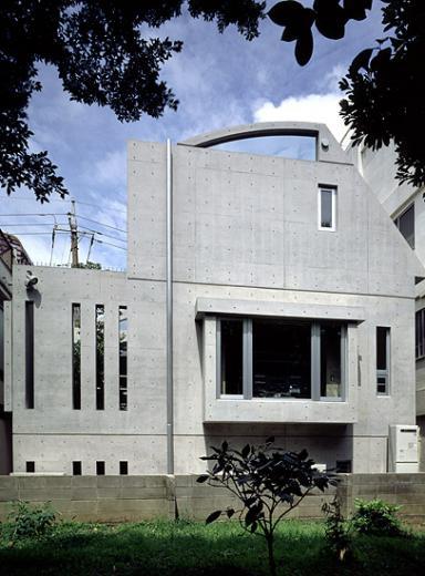 ハーフヴォールトの家の写真1
