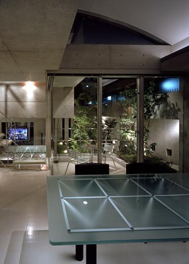 ハーフヴォールトの家の写真6