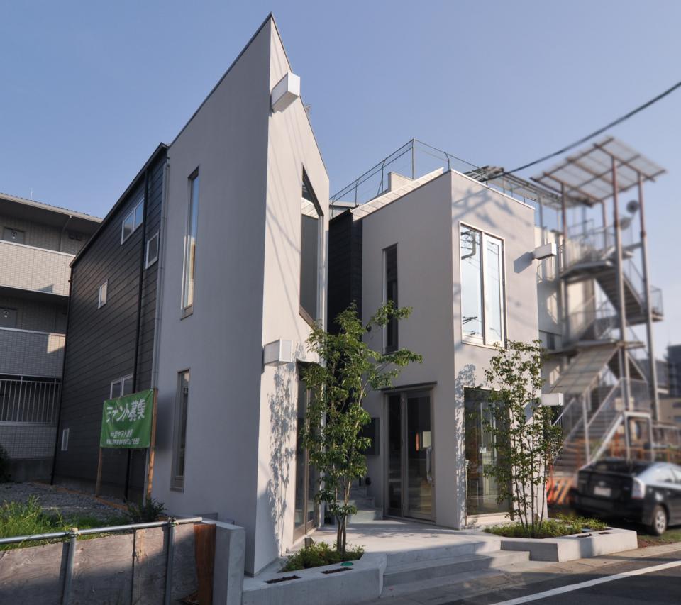 木造2階建て テナントハウス [祇園スクエア]の写真0
