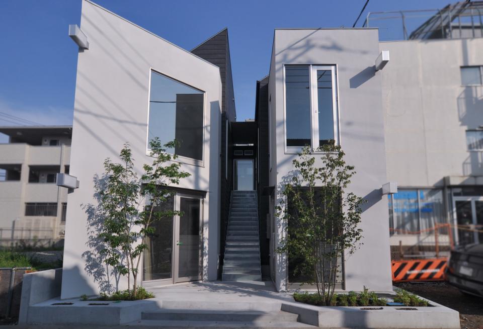 木造2階建て テナントハウス [祇園スクエア]の写真1