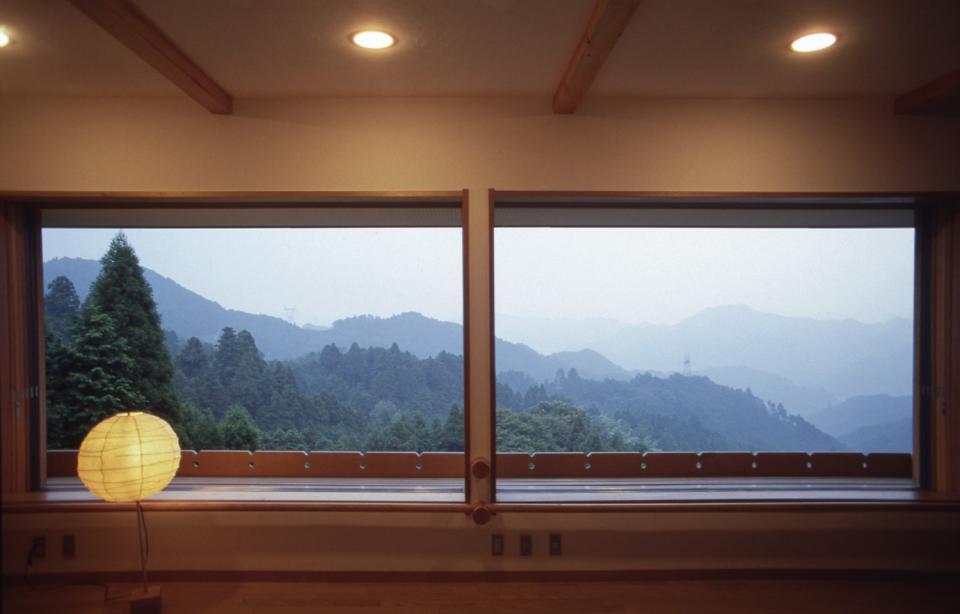 顔振峠 山頂の週末住宅(飯能市)【空と稜線の間で】の写真10