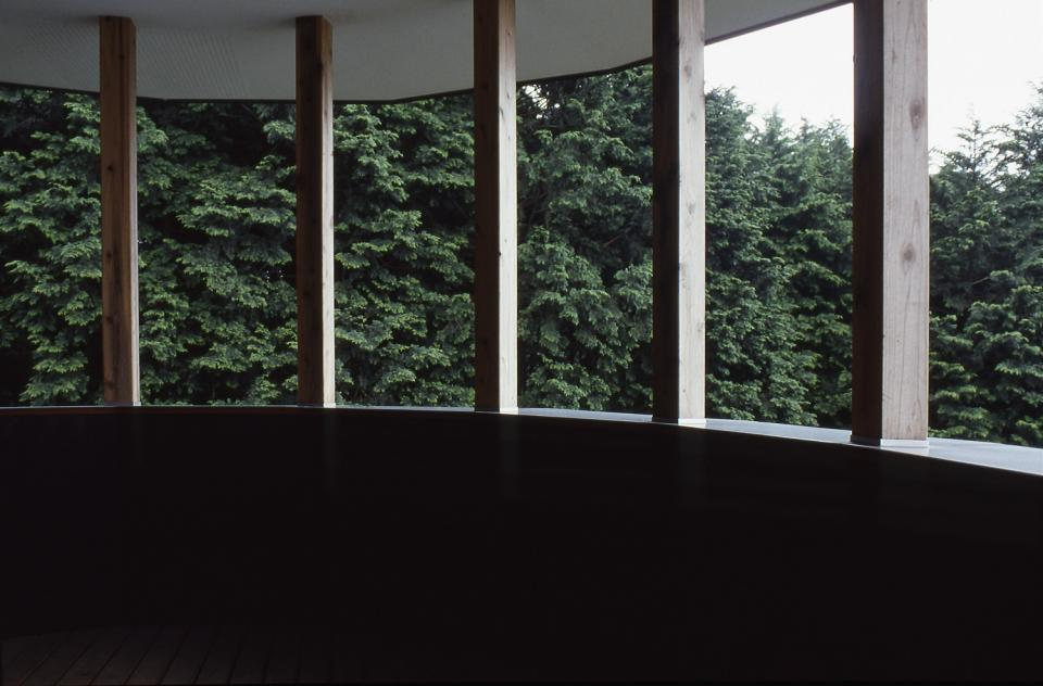 顔振峠 山頂の週末住宅(飯能市)【空と稜線の間で】の写真13