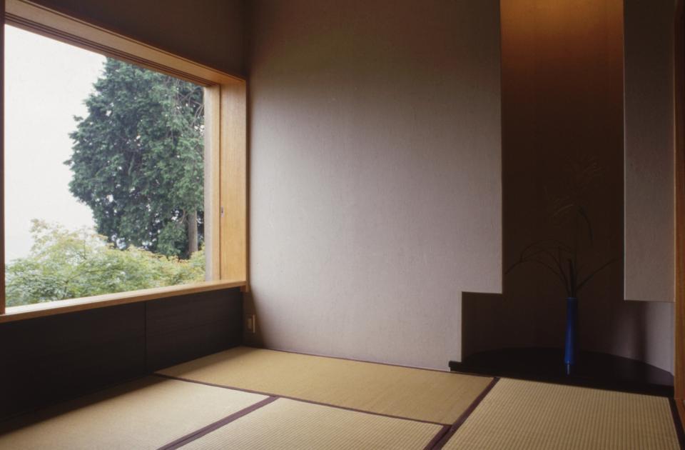 顔振峠 山頂の週末住宅(飯能市)【空と稜線の間で】の写真17