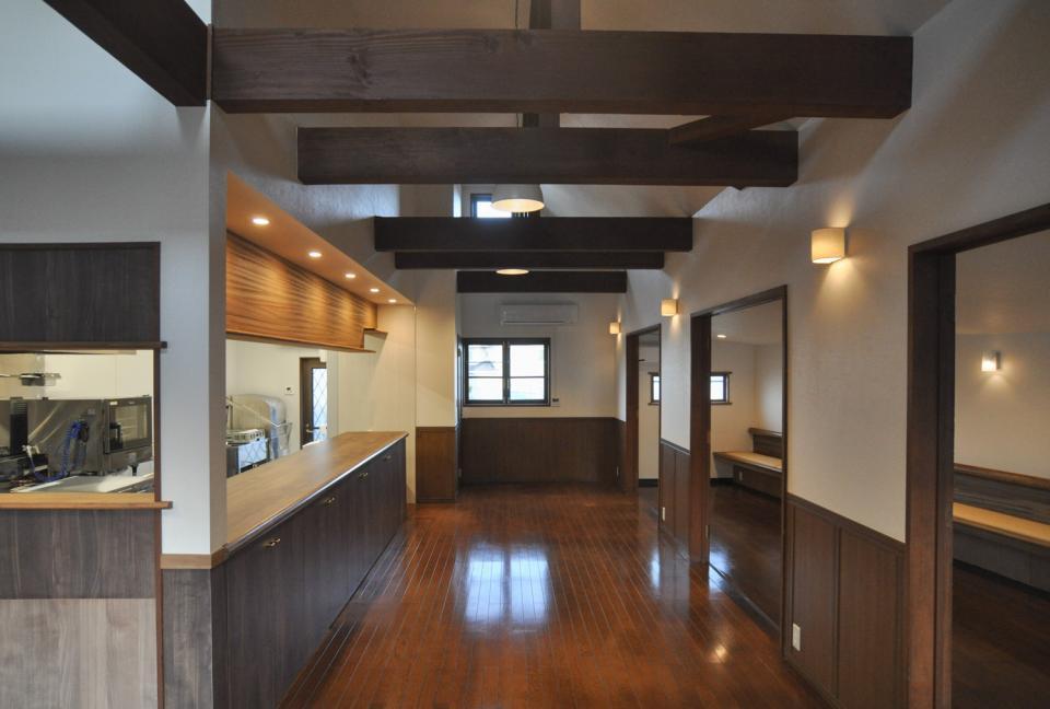 【キッチン HAMA 2号店(飯能市山手町)】レストラン/リノベーションの写真6