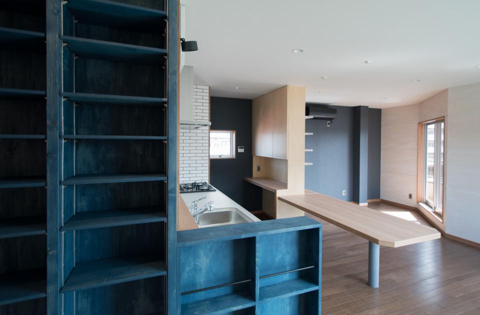 築30年 鉄骨3階建てオフィス兼用住宅 3階部分『オフィス→住宅』リノベーションの写真0
